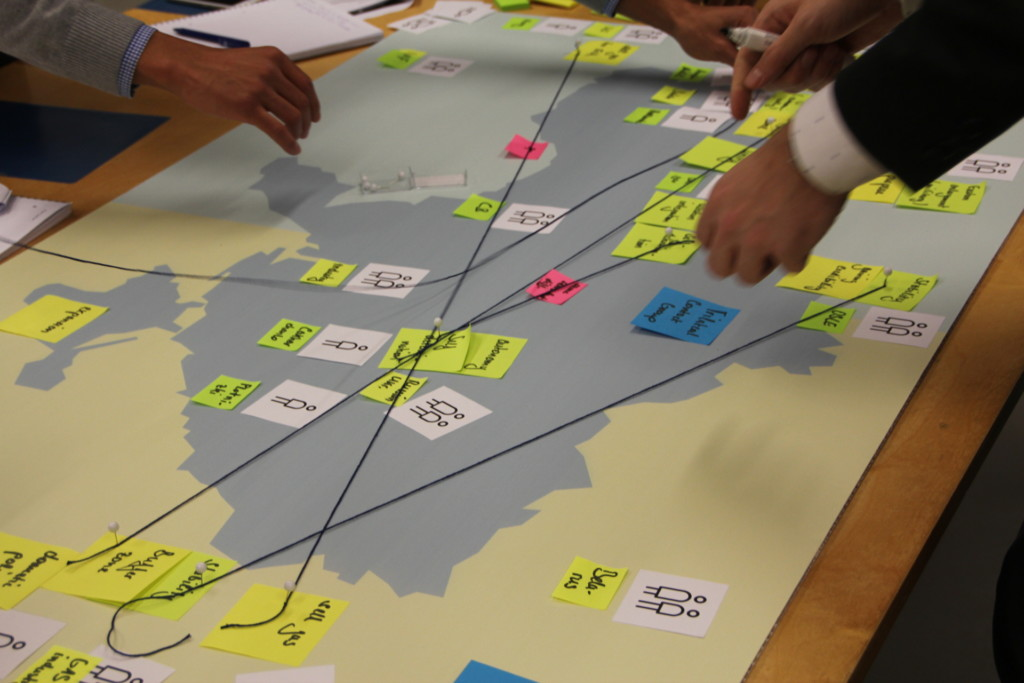 Negotiation Mapping